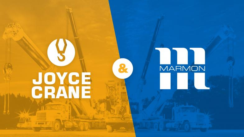 Joyce Crane Joins Marmon Crane Services' Group of Companies